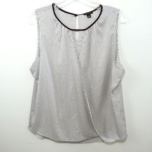 Ann Taylor gorgeous sleeveless XL
